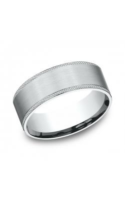 Benchmark Comfort-Fit Design Wedding Band CF18874914KW06.5 product image