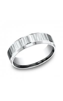 Benchmark Comfort-Fit Design Wedding Band CF6661414KW13.5 product image