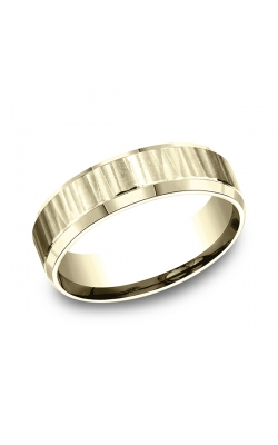 Benchmark Comfort-Fit Design Wedding Band CF6661414KY14.5 product image