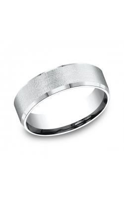 Benchmark Comfort-Fit Design Wedding Band CF6733314KW11.5 product image