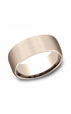 Benchmark Comfort-Fit Design Wedding Band CF7196114KR08 product image