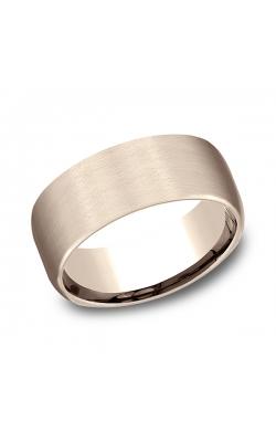 Benchmark Comfort-Fit Design Wedding Band CF7196114KR08.5 product image