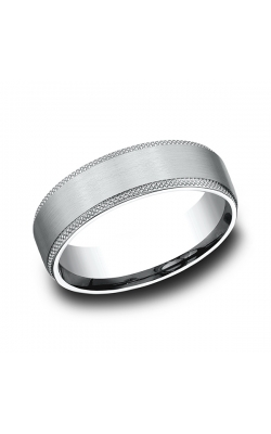 Benchmark Comfort-Fit Design Wedding Band CF76574914KW07.5 product image