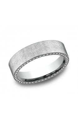 Benchmark Comfort-Fit Design Wedding Band CF846539714KW10.5 product image