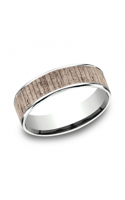 Benchmark Two Tone Comfort-Fit Design Wedding Ring CFT836563014KRW11.5 product image