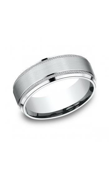 Benchmark Comfort-Fit Design Wedding Band CF6832114KW04 product image