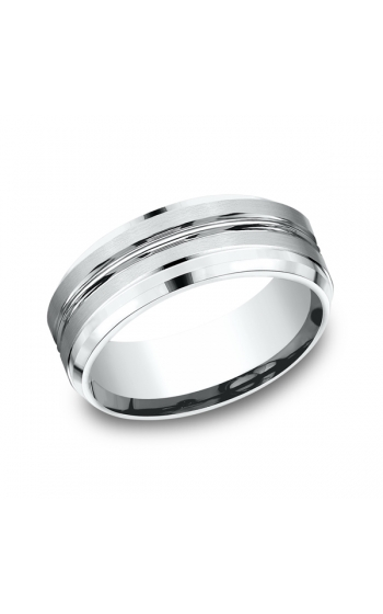 Benchmark Men's Wedding Bands Wedding band CF6848414KW04 product image