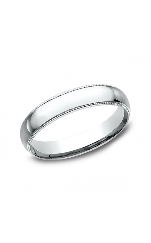 Benchmark Classic Milgrain Standard Comfort Fit Ring LCF34010KW04 product image