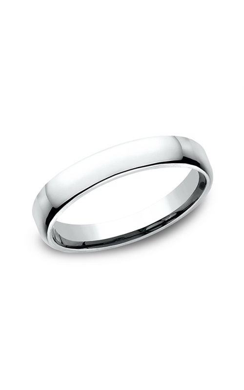 Benchmark Classic European Comfort-Fit Wedding Ring EUCF13510KW04 product image