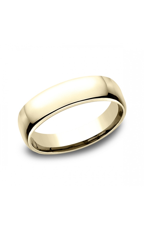 Benchmark European Comfort-Fit Wedding Ring EUCF15518KY08 product image