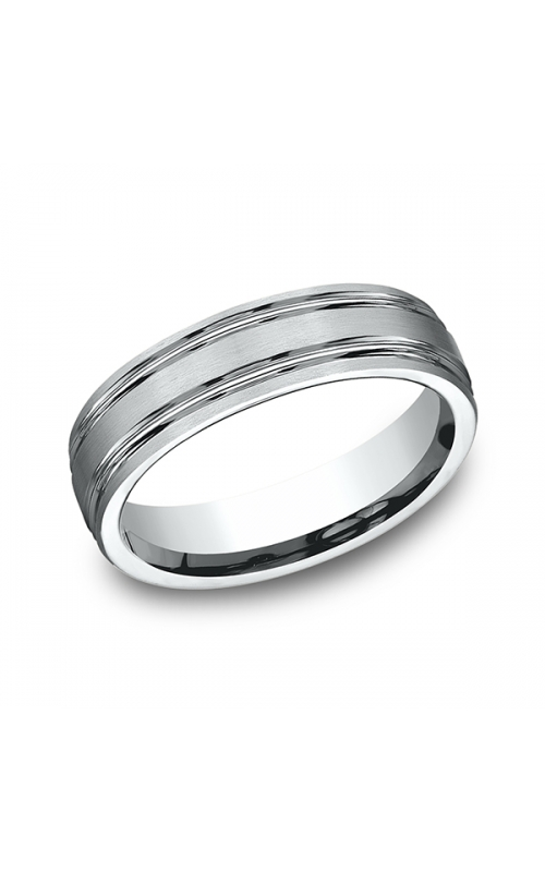 Benchmark Designs Comfort-Fit Design Wedding Band CF56444PT14 product image