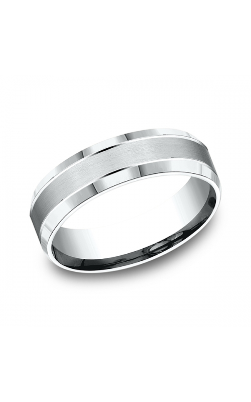 Benchmark Comfort-Fit Design Wedding Band CF6643614KW10 product image