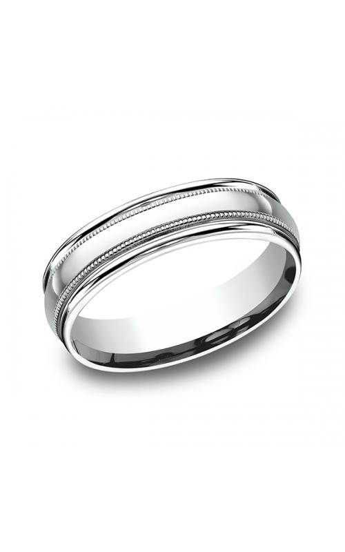 Benchmark Designs Comfort-Fit Design Wedding Band RECF760110KW04 product image