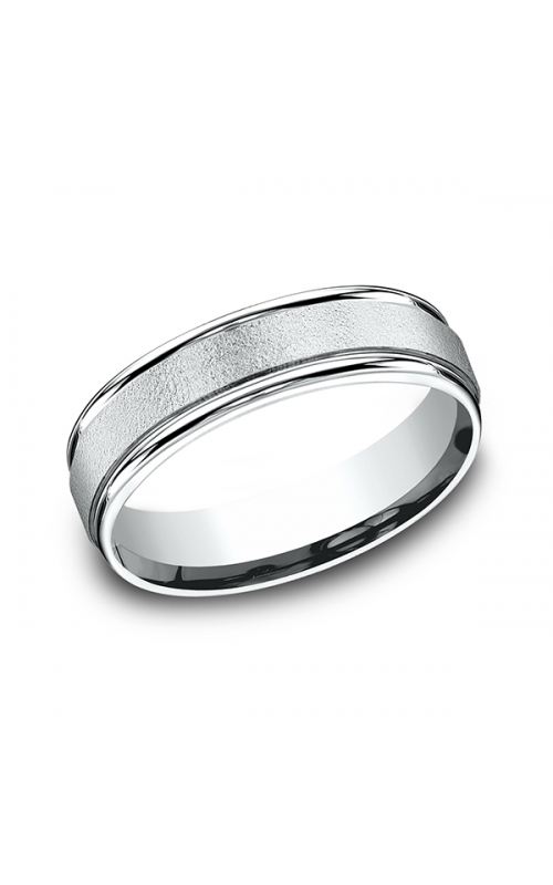Benchmark Comfort-Fit Design Wedding Band RECF760214KW04 product image