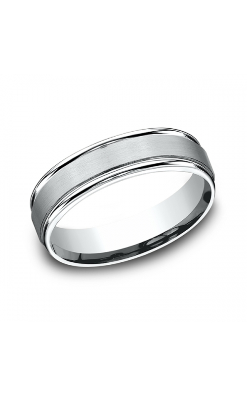 Benchmark Designs Comfort-Fit Design Wedding Band RECF7602S10KW04 product image