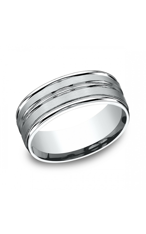 Benchmark Comfort-Fit Design Wedding Band RECF5818014KW04 product image