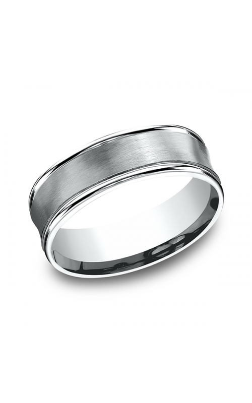 Benchmark Comfort-Fit Design Wedding Band RECF8750014KW04 product image