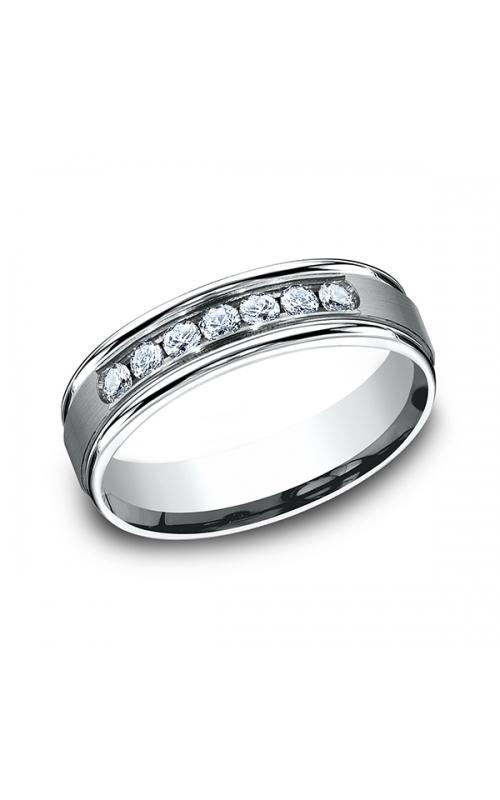 Benchmark Comfort-Fit Diamond Wedding Ring RECF51651614KW04.5 product image