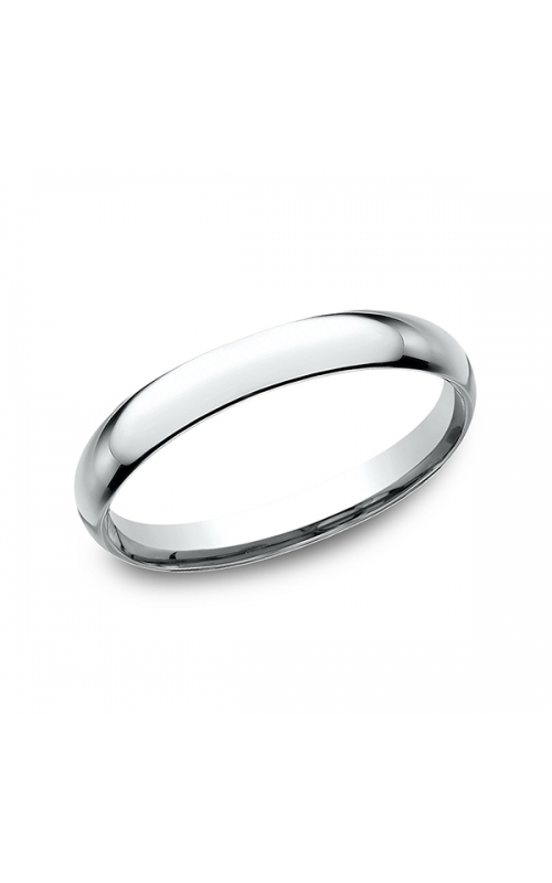 Benchmark Classic Wedding band LCF125PT13.5 product image