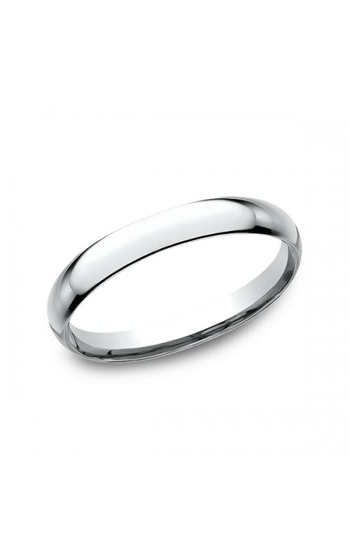 Benchmark Classic Wedding band LCF125PT14.5 product image