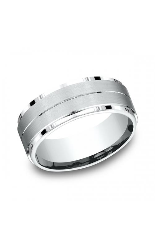 Benchmark Designs Comfort-Fit Design Wedding Band CF6835210KW04 product image