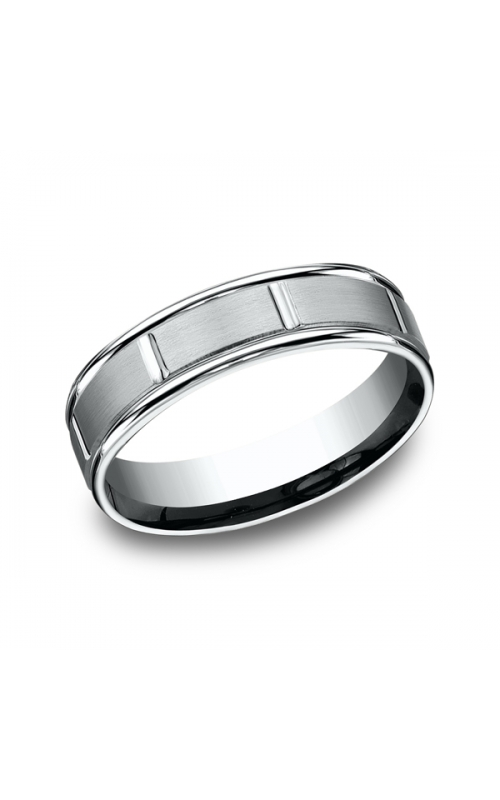 Benchmark Comfort-Fit Design Wedding Ring RECF7645214KW04 product image
