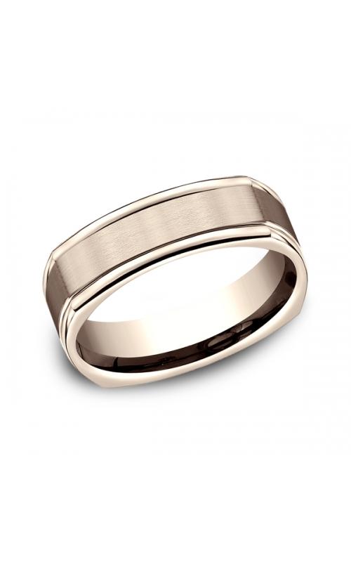 Benchmark Designs Comfort-Fit Design Wedding Ring EURECF7702S14KR04 product image