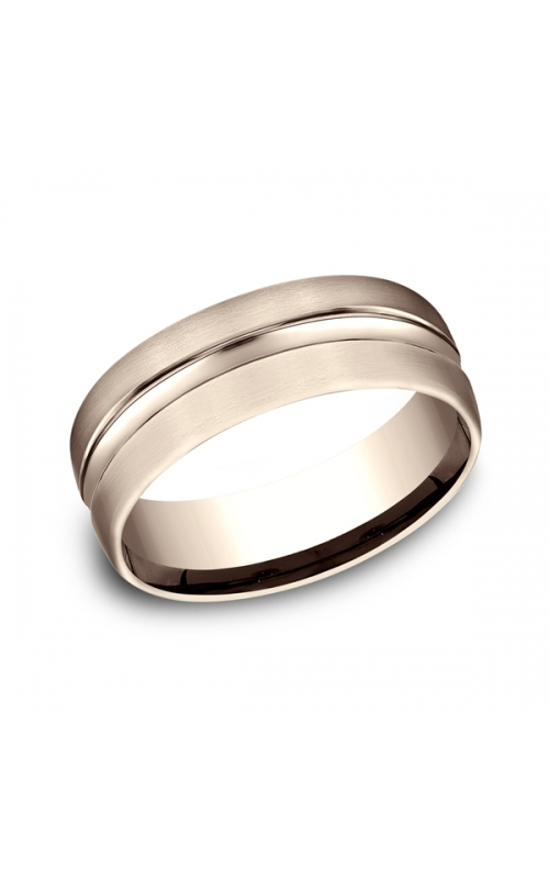 Benchmark Designs Comfort-Fit Design Wedding Ring CF71750514KR04 product image
