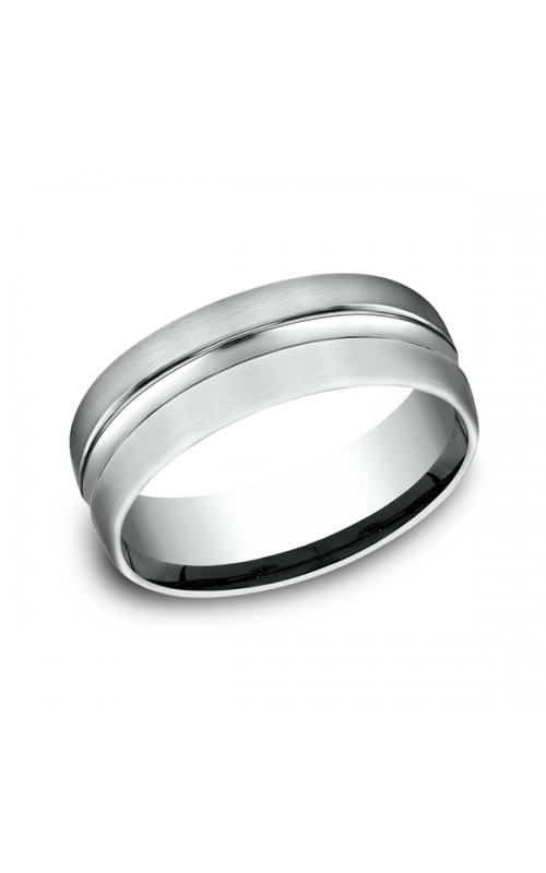 Benchmark Comfort-Fit Design Wedding Ring CF71750514KW04 product image