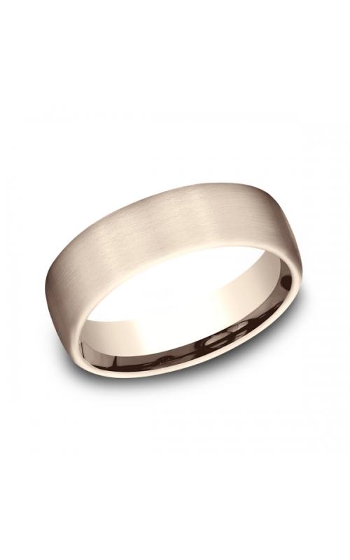 Benchmark Designs Comfort-Fit Design Wedding Ring CF71656114KR04 product image