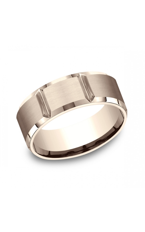 Benchmark Designs Comfort-Fit Design Wedding Ring CF6844914KR04 product image