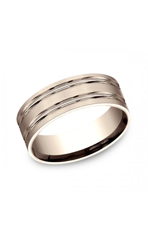 Benchmark Designs Comfort-Fit Design Wedding Ring CF6842314KR04 product image