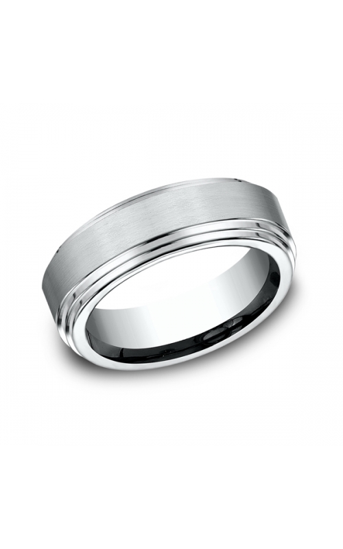 Benchmark Comfort-Fit Design Wedding Ring CF6810014KW04 product image