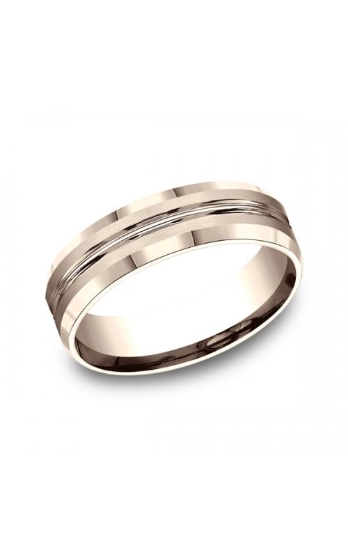 Benchmark Designs Comfort-Fit Design Wedding Ring CF6643914KR04 product image