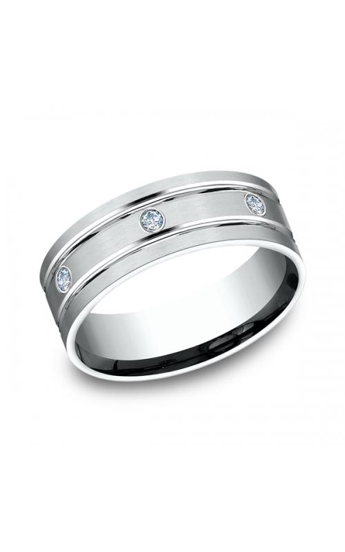 Benchmark Wedding band CF52813814KW04 product image
