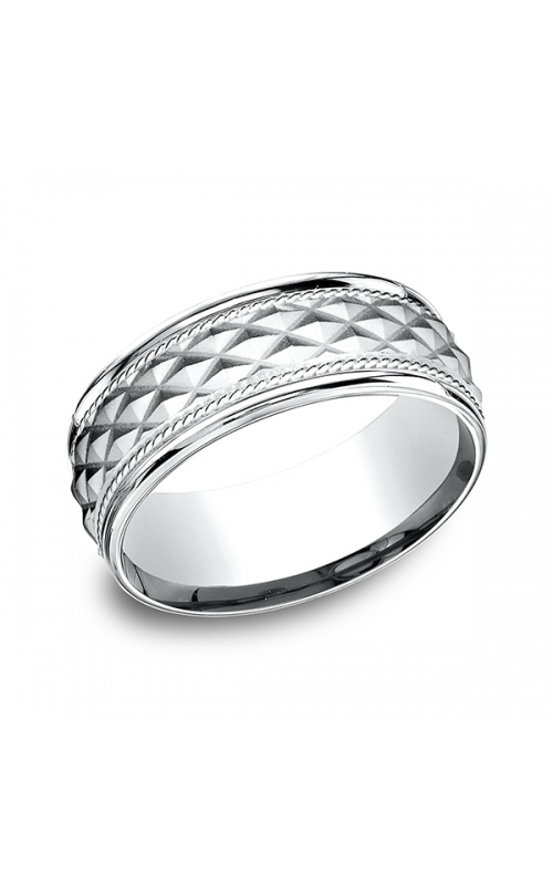 Benchmark Comfort-Fit Design Wedding Band CF15804014KW06 product image