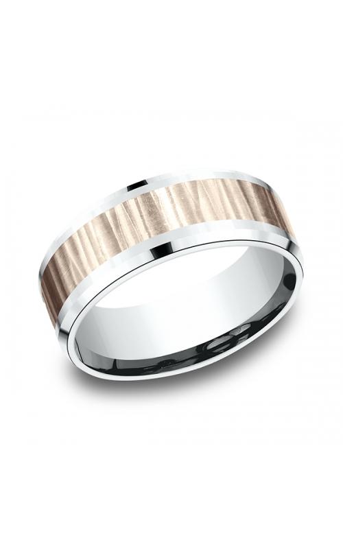 Benchmark Men's Wedding Band CF22861414KRW06 product image