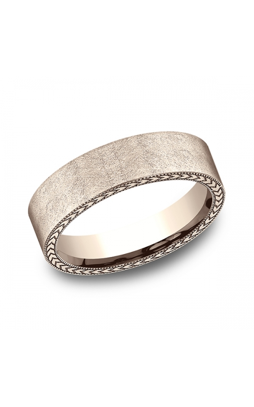 Benchmark Comfort-Fit Design Wedding Band CF846539714KR04 product image