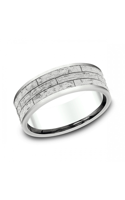 Benchmark Comfort-Fit Design Wedding Band CF84763614KW04 product image
