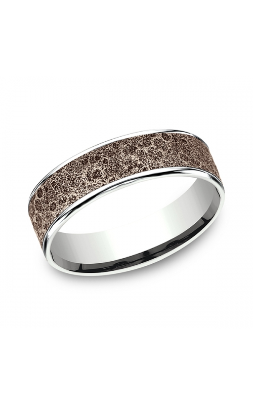 Benchmark Two Tone Comfort-Fit Design Wedding Ring CFTBP836562914KRW06 product image