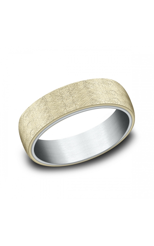 Benchmark Men's Wedding Band RIRCF816507014KWY06 product image