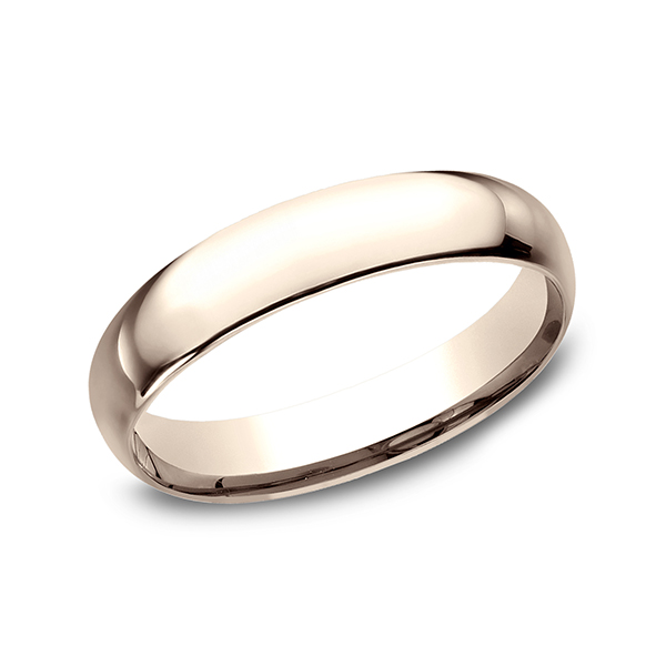 Benchmark Standard Comfort-Fit Wedding Ring LCF14014KR04 product image