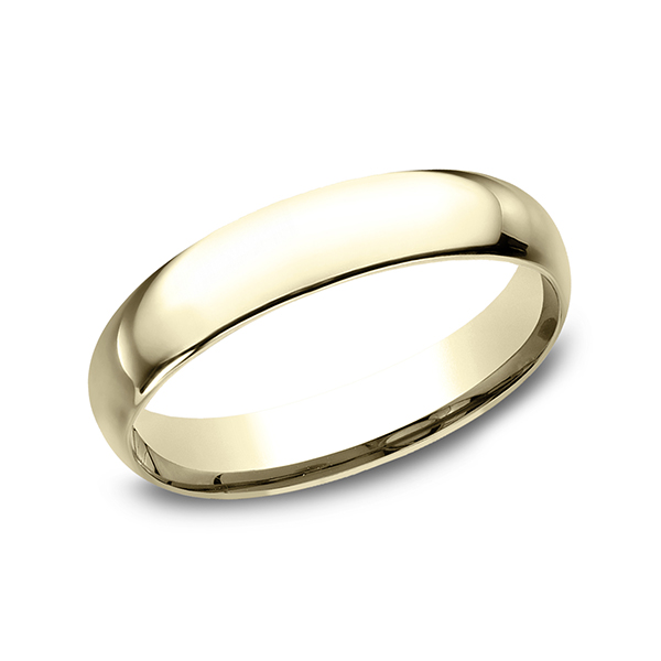 Benchmark Standard Comfort-Fit Wedding Ring LCF14014KY10 product image