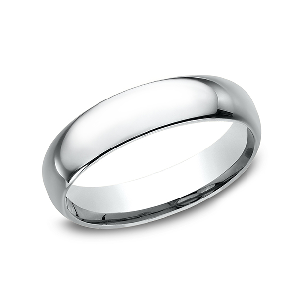 Benchmark Standard Comfort-Fit Wedding Ring LCF15014KW14 product image
