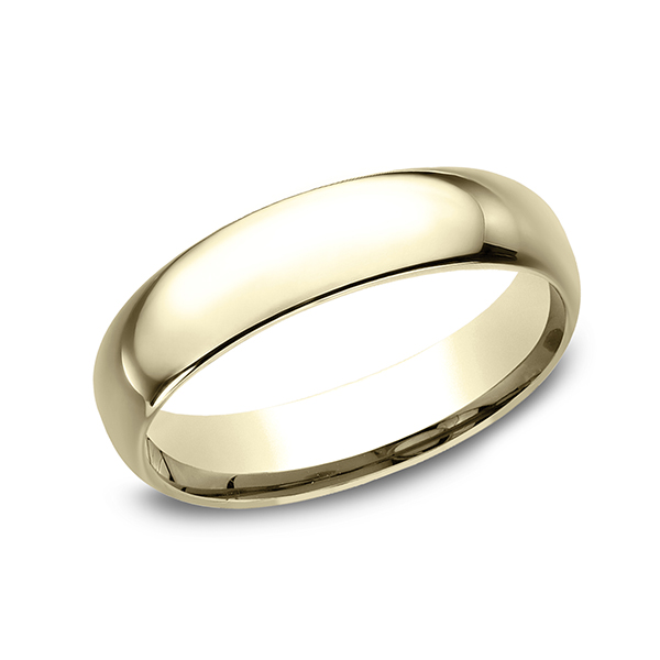Benchmark Standard Comfort-Fit Wedding Ring LCF15014KY15 product image