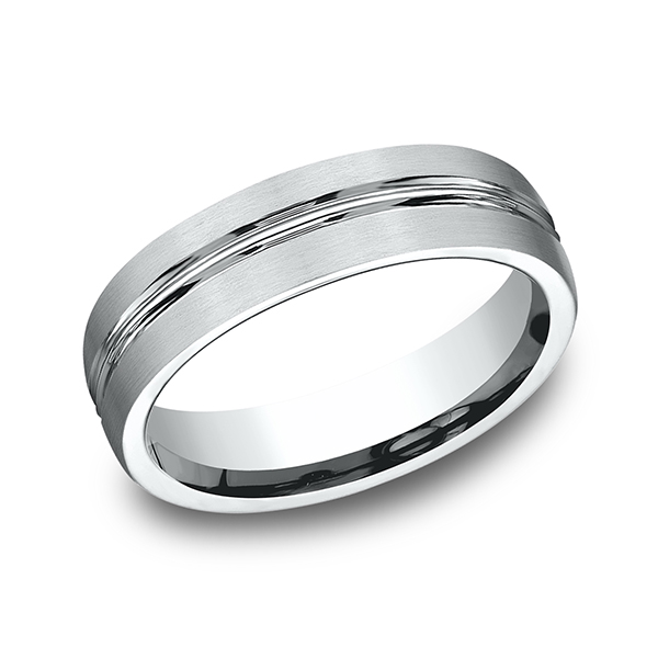 Benchmark Designs Comfort-Fit Design Wedding Band CF5641110KW04 product image