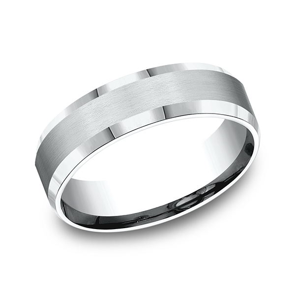 Benchmark Designs Comfort-Fit Design Wedding Band CF6641610KW04 product image