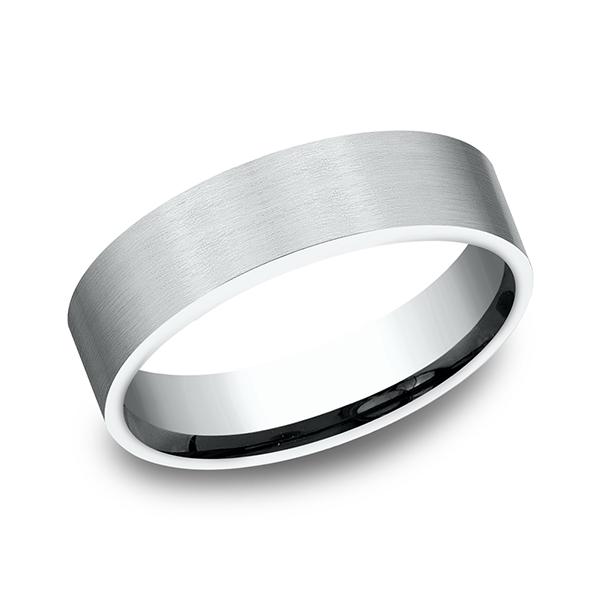 Benchmark Comfort-Fit Design Wedding Band CF6642014KW04 product image