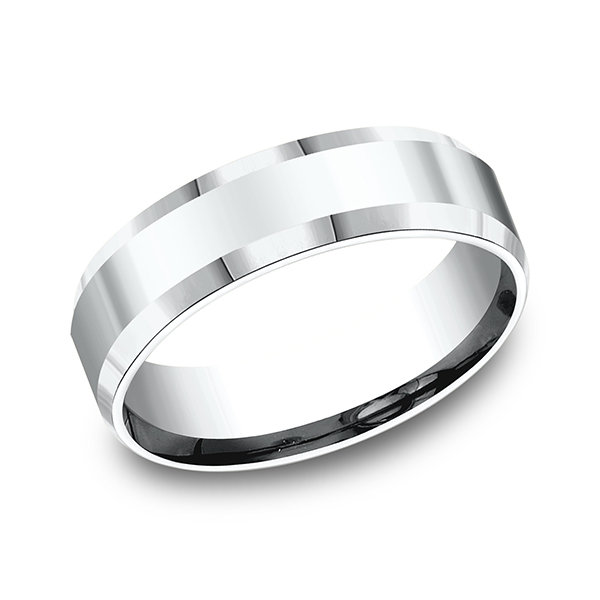 Benchmark Designs Comfort-Fit Design Wedding Band CF6642610KW04 product image