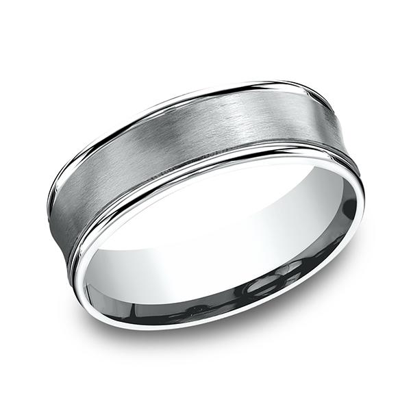 Benchmark Comfort-Fit Design Wedding Band RECF8750014KW04 product image